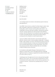 structure of a covering letters covering letter structure cover letter examples template samples