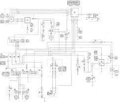 yamaha atv engine diagram yamaha wiring diagrams online
