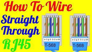 cat5e rj45 plug wiring diagram wiring diagrams • cat5e rj45 plug wiring diagram images gallery