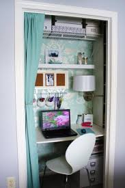office in a closet. First Rate Office In Closet Plain Ideas Remodelaholic A F