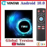 <b>Android 10</b> TV BOX