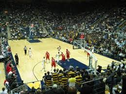 Stanford Basketball Seating Chart Stanford Cardinal At California Golden Bears Basketball