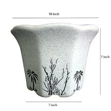 office planter. Indoor \u0026 Outdoor Ceramic Planter - Large Office