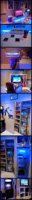 677 best Gaming and Video Game Rooms images on Pinterest ...