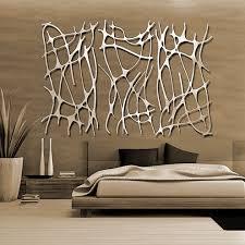 modern metal wall art stainless steel laser cut metal panel living