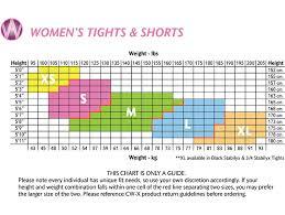 Womens Cw X Pro Short