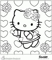 Kleurplaten Valentijnsdag Kleurplaten Kleurplaatnl