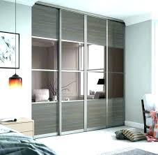 Fabulous design mirrored Ikea Vanity Mirrored Sliding Closet Doors Fabulous Pocket Door Contractors Wardrobe Futuremediaassociationcom Mirrored Sliding Closet Doors Fabulous Pocket Door Contractors