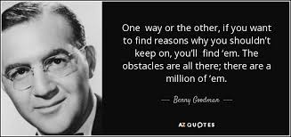 Good Man Quotes Classy TOP 48 QUOTES BY BENNY GOODMAN AZ Quotes