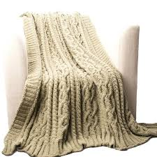 chenille throws for sofas knitted luxury throw uk loon peak