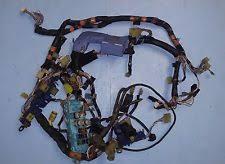 toyota supra wiring harness 1986 1987 toyota supra main dash wiring harness 3 0 7mge mk3