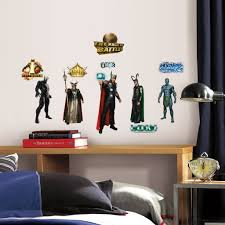 Marvel Bedroom Accessories Marvel Room Decor Ebay