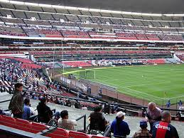 Estadio Azteca Seating Chart Estadio Azteca Wikimili The Free Encyclopedia