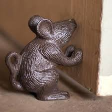 cast iron door stops cast iron door stop decorative door stops mouse door  stop cast iron