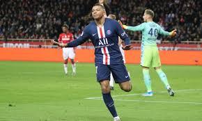 Ligue 1: poker PSG al Monaco, super Mbappé. Il Rennes è ...