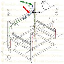 how to replace your shorestation winch cable (diy with pictures Snatch Block Diagrams off the eye end and splice on my new cable so i would only have to go around the interior snatch block one time this is what i'm about to do here snatch block pulley diagrams