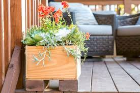 tips for turning wooden containers into