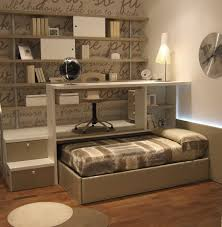 wooden desk contemporary with trundle bed child s loft