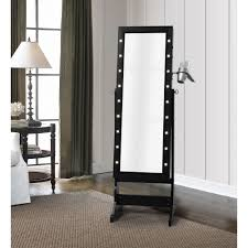 valentine jewelry storage organizer armoire marquee lights modern contemporary elegant design