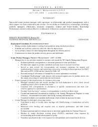 Resume Objectives Resume Objective For Project Manager Template Career Technical 96