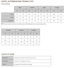 Carhartt Overall Size Chart Carhartt Apron