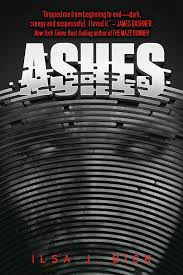 book review ashes by ilsa j bick