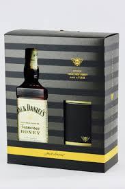 jack daniel s tennessee honey liqueur gift set 750ml