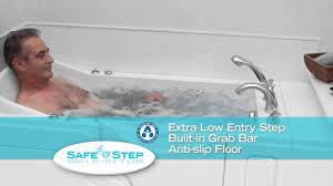 safe step walk in tubs 1 800 new tubs
