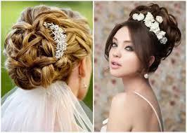 Beauté Coiffures 12 Coiffures De Mariage Cheveux Longs