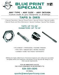 Tap And Die Set Chart How To Use A Tap And Die Kit Mediafalcon Co