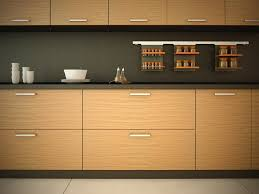 Wood Veneer Cabinet Doors Euro Walnut Kitchen Cabinet Doors