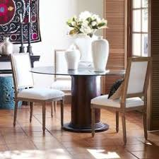 traditional wood pedestal table wood pedestalpedestal tablesfurniture dining tabledining tablescut glwisteriakitchen