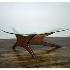 kidney coffee table adrian pearsall mid century kidney shaped coffee table lane kidney bean coffee table