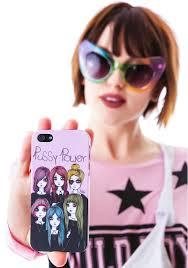 Valfr Pussy Power iPhone 5 Case Dolls Kill