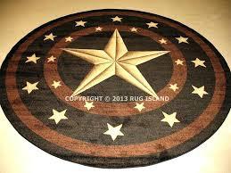 round cowhide rugs lone round cowhide rugs