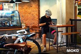 Xe xích lô cà phê. Cyclo Coffee Apparel Coffee Shop Nya Komunitas Sepeda