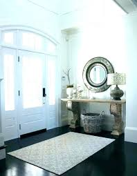 front foyer rug ideas outdoor entry rugs door indoor entryway beach style with wood pottery barn large entry rug