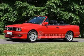 All BMW Models 1989 bmw e30 : Sold: BMW M3 E30 Convertible (RHD) Auctions - Lot 17 - Shannons