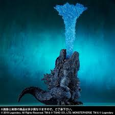 Godzilla Light X Plus Defo Real Godzilla King Of The Monsters 2019 Godzilla Shonen Ric Limited Edition With Light Up Effect