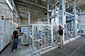 zsw power to gas 250 kw p2g research plant of the zsw photo zsw