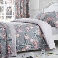 tulip blush bedding range duvet sets