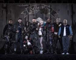 Suicide Squad cast photo: David Ayer ...
