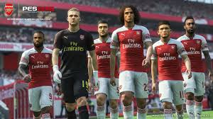 PES 2019: Konami renews its partnership with Arsenal - Pro Evolution ...