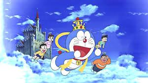 Nội dung của phim Doraemon: Nobita Và Vương Quốc Trên Mây
