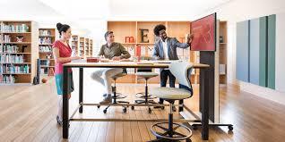 High office desk Rustic Farm Temptation High Desk Chinahaocom Temptation High Desk Team Table Sedus