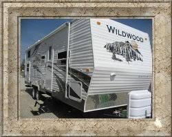 travel trailers 27 wildwood bunk house 25 wildwood living room slide 23 wildwood bunks house 23 sofa slide front queen toy haulers