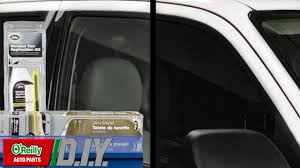 How To Properly Apply Window Tint