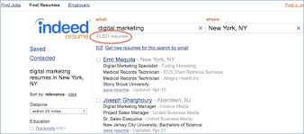 Resume Search Magnificent Indeed Com Resume Search Awesome How To Upload Resume Indeed Pour