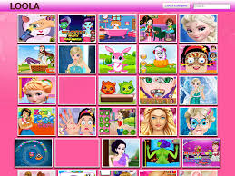 loola games for s barbie dark princess full game