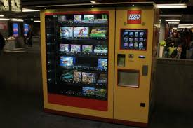 German Vending Machines Best From Ferraris To Gold Bars The World's Most Surprising Vending